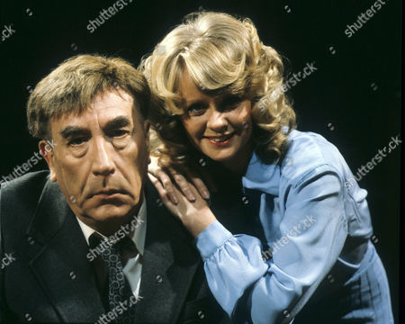 Frankie Howerd and Linda Cunningham