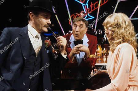 Stock Picture of Henry McGee, Frankie Howerd and Linda Cunningham