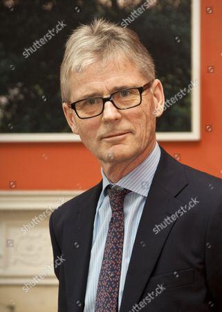 Editorial image of Kim Traavik, Norwegian Ambassador, London, Britain - 13 Dec 2010