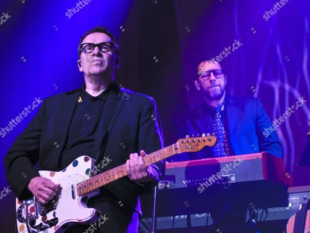 Squeeze - Chris Difford and Steve Nieve