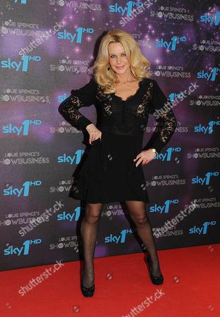 Editorial image of 'Louie Spence's Showbusiness' TV show launch, London, Britain - 06 Dec 2010