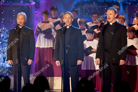 Editorial picture of 'The Alan Titchmarsh Show' TV Programme, London, Britain - 14 Dec 2010