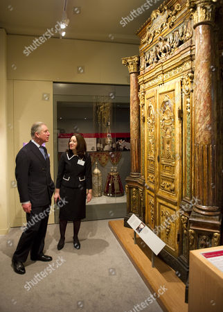 Editorial photo of Princes Charles reopening the Jewish Museum, London, Britain - 14 Dec 2010