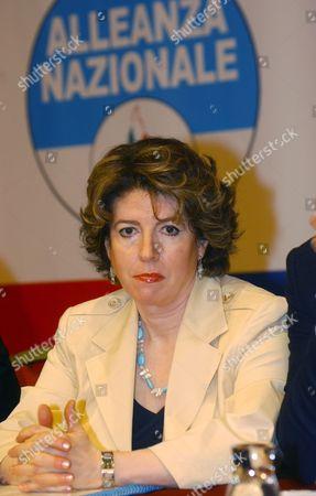 Stock Picture of Maria Grazia Siliquini