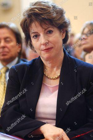 Editorial picture of Maria Grace Siliquini - 2000s