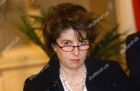 Editorial photo of Maria Grace Siliquini - 2000s