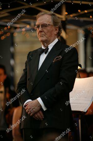 Episode: Dark Matter Pictured: Robert Hardy as Sir Arnold Raeburn.