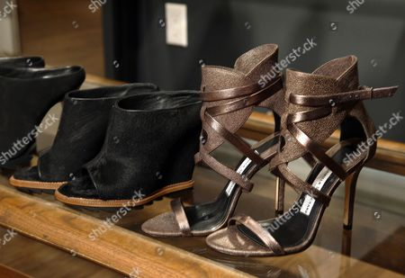 Stock Image of Camilla Skovgaard shoes