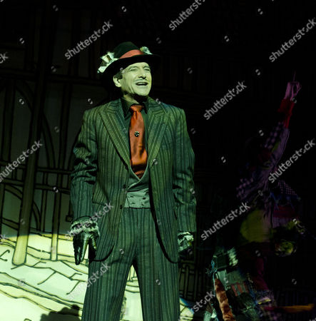 Editorial picture of 'Dick Whittington' play at Milton Keynes Theatre, Milton Keynes, Buckinghamshire, Britain - 10 Dec 2010