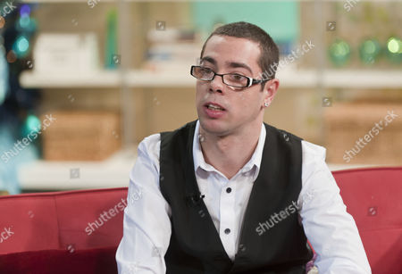 Stock Photo of Spencer Brazier who has Cerebal Palsy