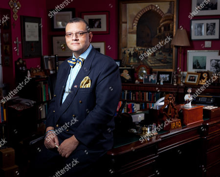 Stock Picture of Canon Andrew White aka The Vicar of Baghdad