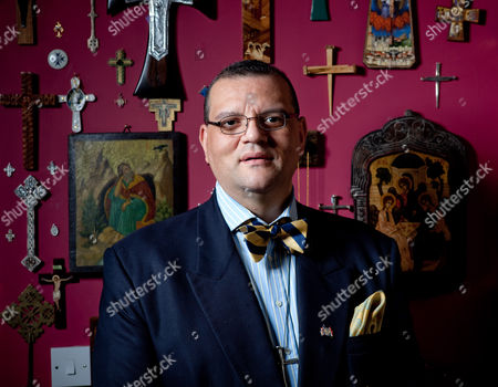 Canon Andrew White aka The Vicar of Baghdad