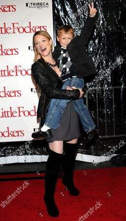 Editorial image of 'Little Fockers' film premiere, New York, America - 15 Dec 2010