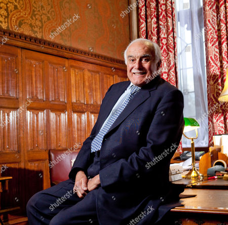 Stock Picture of Lord Earl Ferrers, Westminster, London