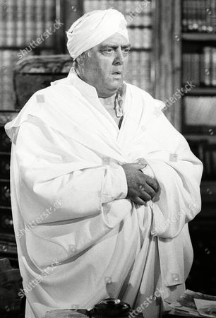 Raymond Burr as Jonash Sebastian