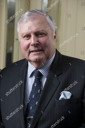Peter Alliss, golfer and TV commentator, guest speaker at PGA Annual Lunch