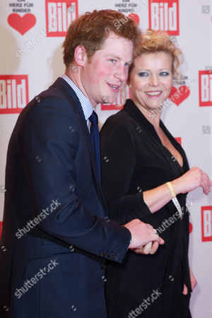 Prince Harry and Marion Horn