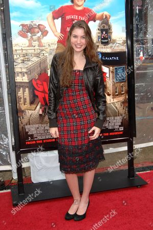 Editorial image of 'Gulliver's Travels' film premiere, Los Angeles, America - 18 Dec 2010