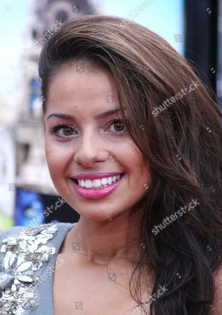 Stock Picture of Elena Diaz