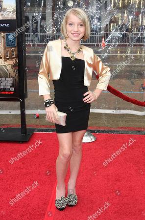 Editorial picture of 'Gulliver's Travels' film premiere, Los Angeles, America - 18 Dec 2010