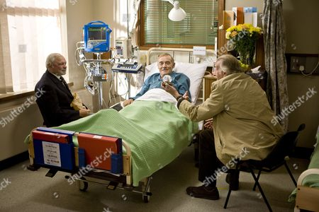 Stock Image of David Jason as Harry, Michael Jayston as Albert and David Warner as Frank.