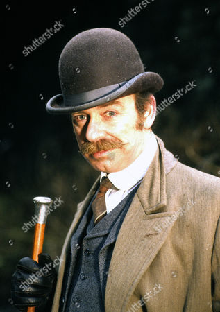 The Bruce Partington Plans Picture shows - Denis Lill as Inspector Bradstreet