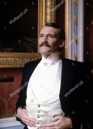 The Empty House Picture shows - Patrick Allen as Colonel Sebastian Moran