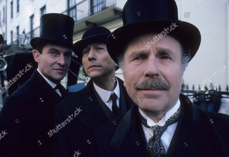 Editorial picture of 'The Return of Sherlock Holmes'      TV    Drama
