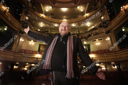 Editorial photo of Howard Panter, Chief Executive of Ambassador Theatre Group, at the Comedy Theatre, Panton Street, London, Britain - 08 Dec 2010