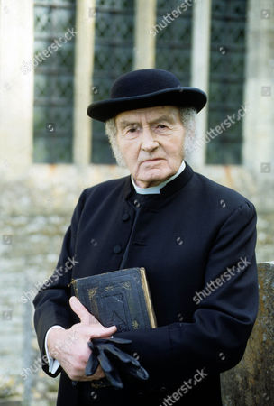 Stock Image of The Last Vampyre Picture shows - Maurice Denham as the Reverend Augustus Merridew