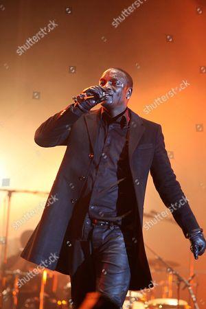 Stock Image of Akon