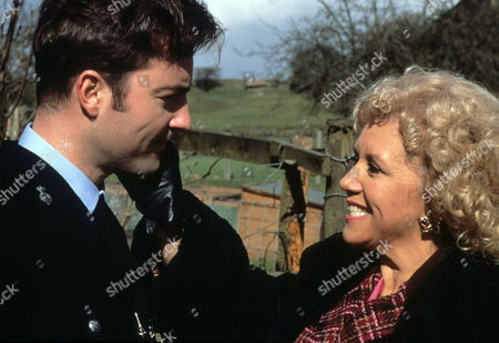 Episode 5 - Vacant Possession Picture shows - Nick Berry as PC Nick Rowan and Diane Langton as Ruby Rowan as she returns to London