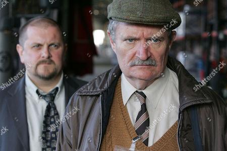 Charles Dale as Steve and Jim Broadbent as Stan McDermott
