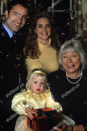 Episode  17 - Charity Begins at Home Juliette Gruber as Jo Weston, Nick Berry as PC Nick Rowan, Anne Stallybrass as Eileen Reynolds and Katie