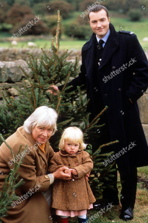 Episode  17 - Charity Begins at Home Nick Berry as PC Nick Rowan, Anne Stallybrass as Eileen Reynolds and Katie