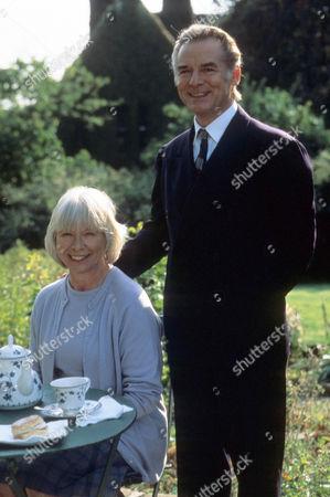 Episode  16 - Old Friends Anne Stallybrass as Eileen Reynolds and Robert Langdon Lloyd as Antonin Clarion