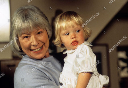 Episode  9 - Catch us if you Can Katie, daughter of PC Rowan, with Anne Stallybrass as grandmother Eileen Reynolds