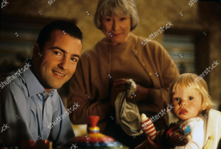 Episode 7 - Snapped Nick Berry as PC Nick Rowan, Anne Stallybrass as Eileen Reynolds and child Katie