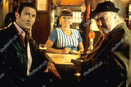 Episode 7 - Snapped Mark Arden as Jansson, Tricia Penrose as Gina Ward and Bill Maynard as Claude Jeremiah Greengrass