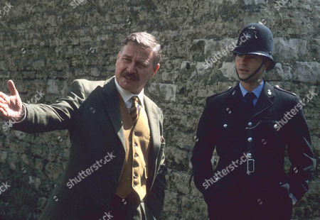 Episode 7 - Snapped Eamon Boland as Ralph Webster and Nick Berry as PC Nick Rowan