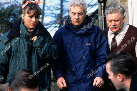 Episode 3 - Forget Me Not Tricia Penrose as Gina Ward, James Hazeldine and Stuart Golland as George Ward
