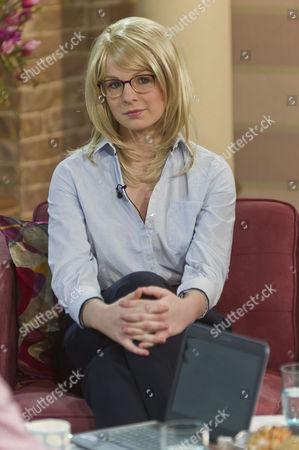 Editorial image of 'This Morning' TV Programme, London, Britain. - 04 Jan 2011