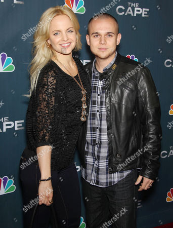Editorial image of 'The Cape' NBC TV series premiere, Hollywood, Los Angeles, America - 04 Jan 2011