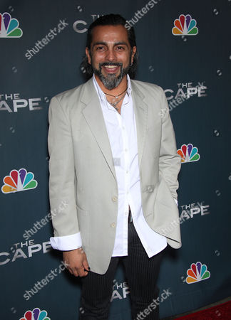 Editorial picture of 'The Cape' NBC TV series premiere, Hollywood, Los Angeles, America - 04 Jan 2011