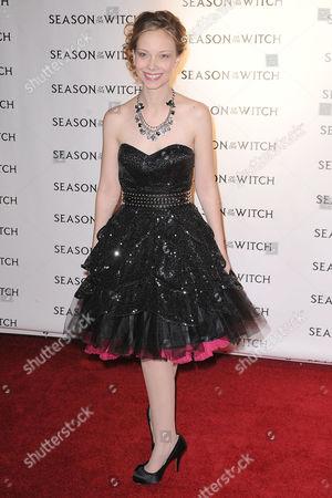 Stock Photo of Rebekah Kennedy