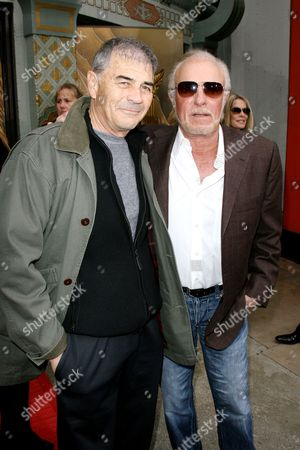 James Caan and Robert Forester