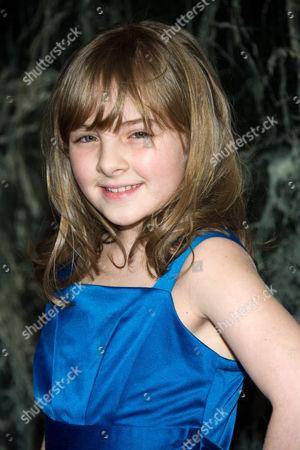 Stock Photo of Lily Pilblad