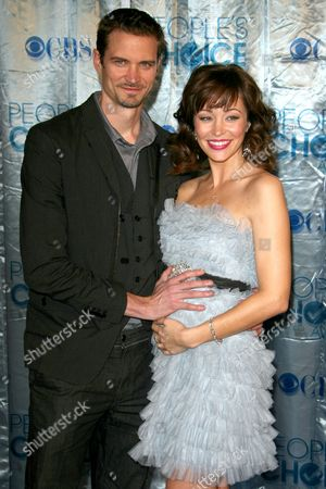 Stock Picture of Jesse Warren and Autumn Reeser
