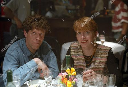 Peter Faulkner as Mike and Kathy Jamieson as Jo