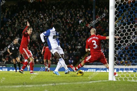 Editorial picture of Blackburn Rovers v Liverpool, FA Premier League Football Match, Ewood Park, Britain  - 05 Jan 2011
